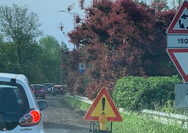 """Varese. A che punto è la manutenzione straordinaria della strada SO1? Depositato """"accesso agli atti"""""""