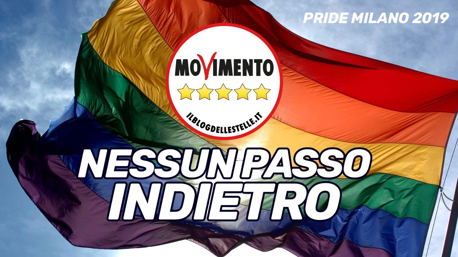 Milano Pride 2019, ci saremo.