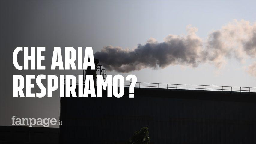 Cremona, inquinamento e picco di malattie e tumori.