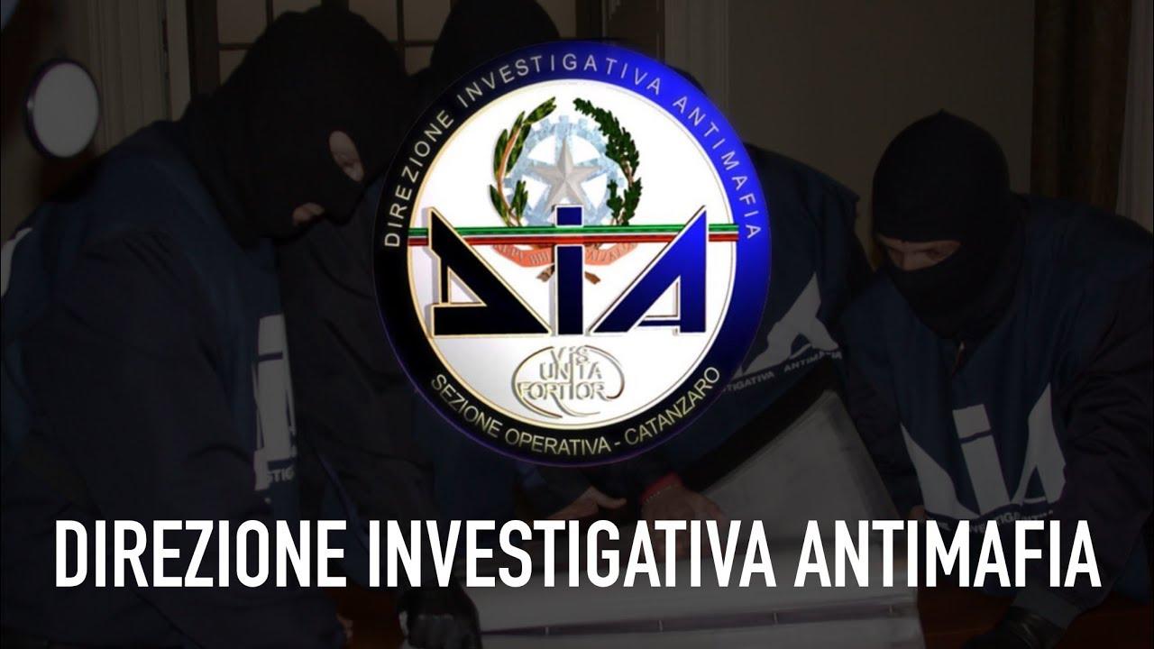 Mafia, dati della DIA allarmanti