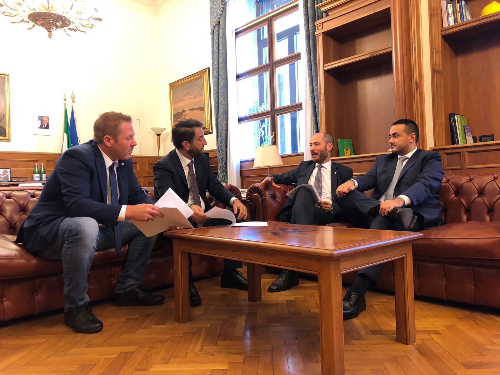 Roma, Viceministro Cancellieri: garanzie per investimenti in Lombardia