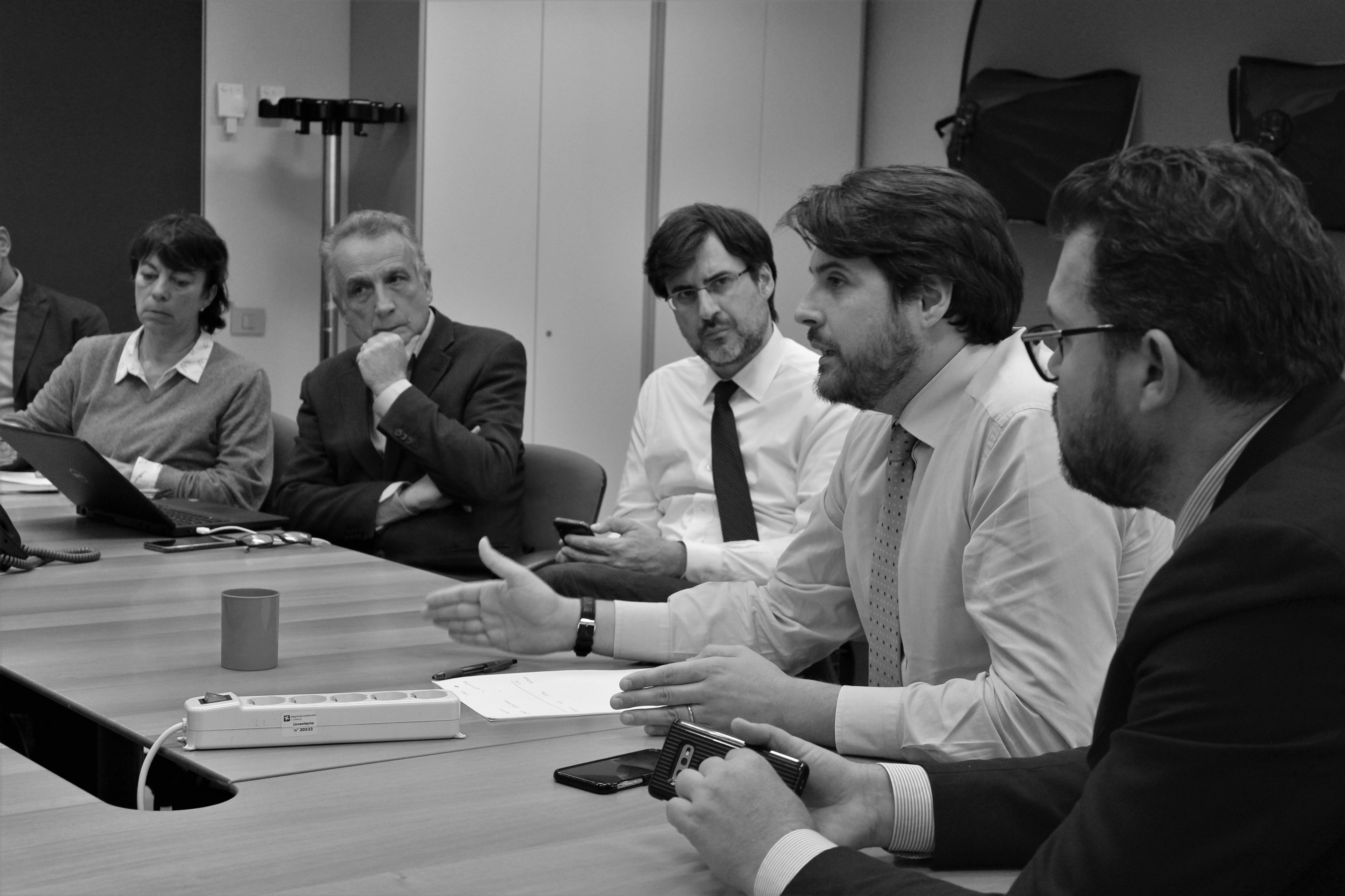 Vice Ministro allo sviluppo economico in Regione Lombardia