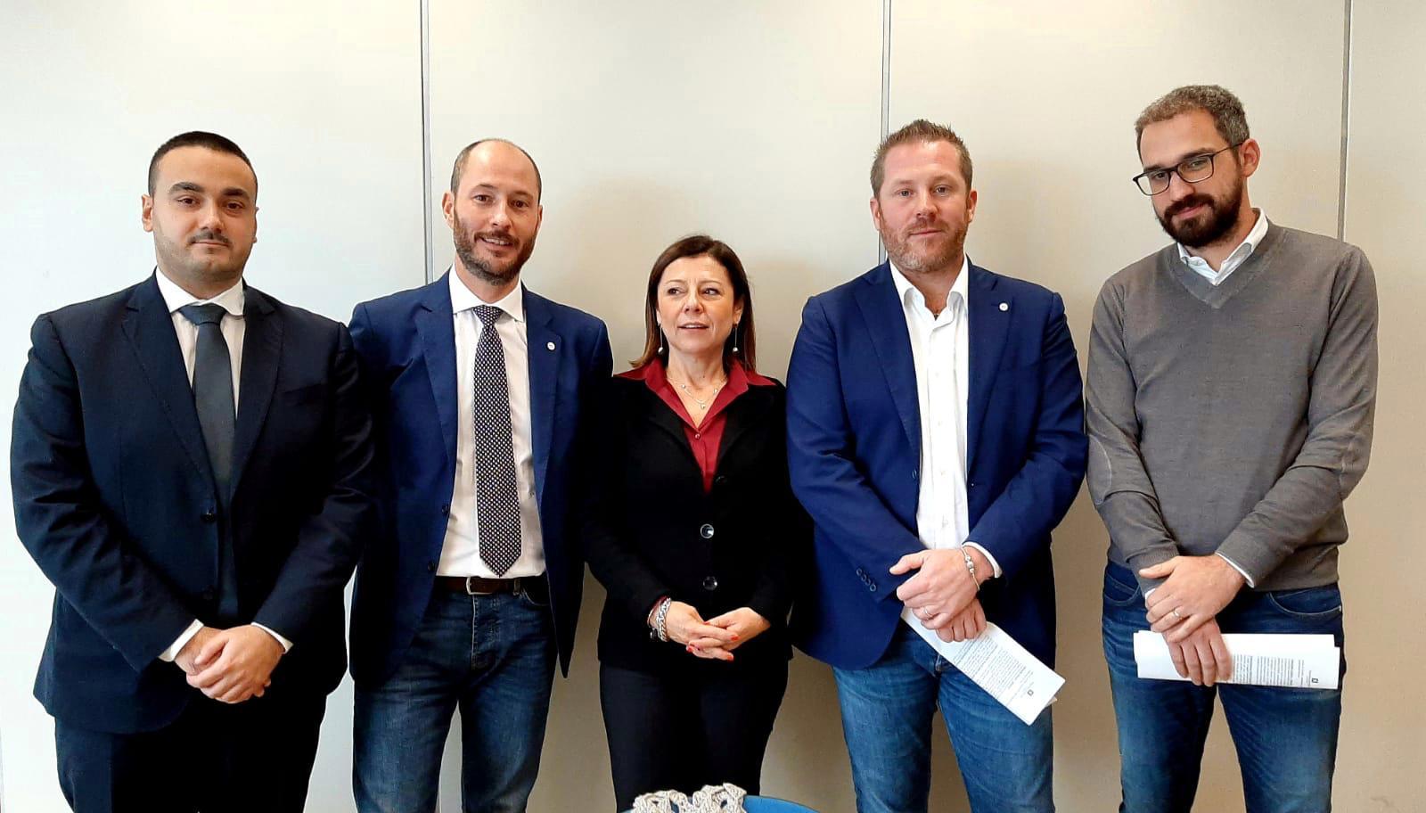 De Micheli e Spadafora incontrano M5S Lombardia
