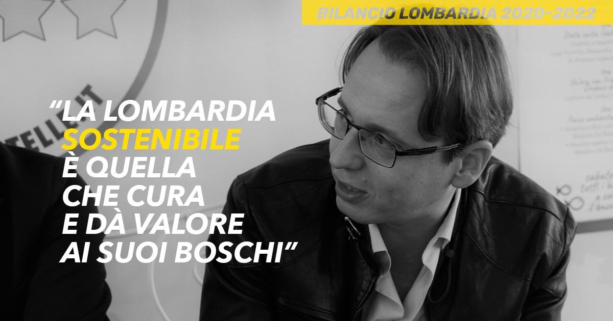 BILANCIO 2020 – 2022: curare e dare valori ai boschi Lombardi
