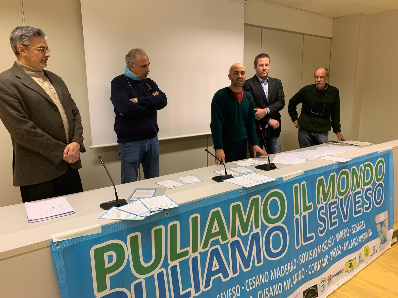 Ripuliamo le acque del Seveso, uno dei più inquinati d'Europa