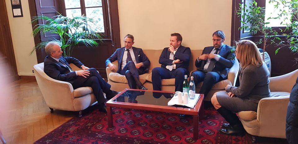 Il Ministro Costa a Milano contro l'inquinamento in Lombardia