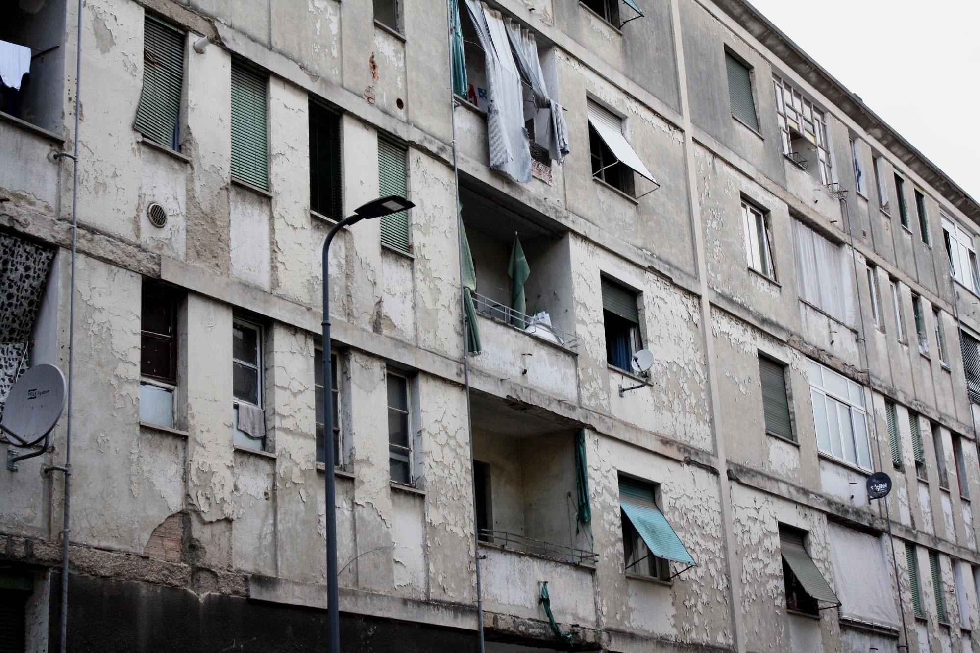 San Siro: contrasto al racket delle occupazioni