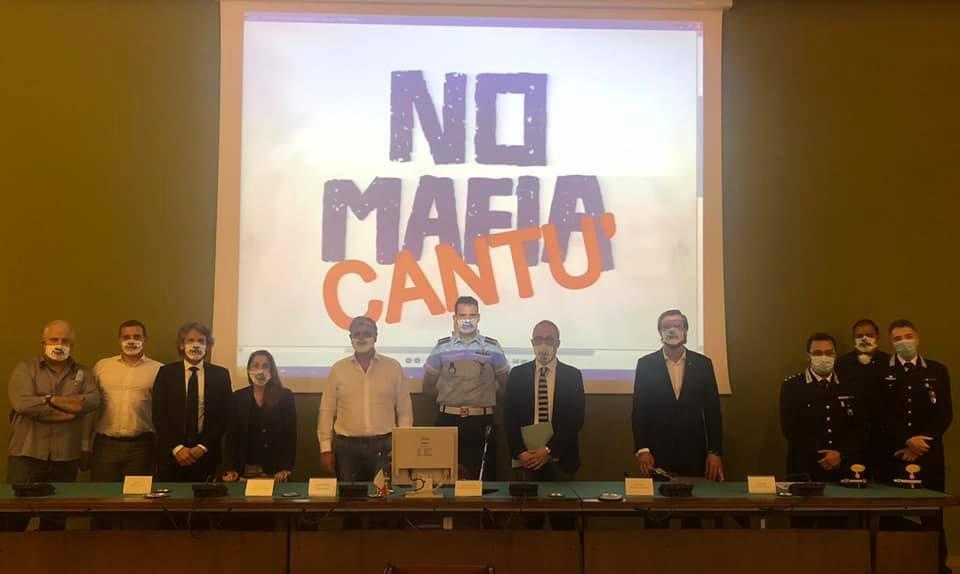 Sportello Antimafia online di Cantù: ieri vertice con la commissione