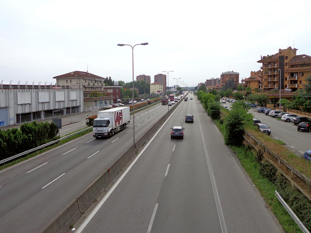 Prolungare la Paullese fino alla città costa venti milioni di euro, per un km di strada